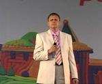 Алексей Приданцев - Выступление на дне города Нижнего Новгорода. Площадь Минина и Пожарского. 12 сентября 2010г.