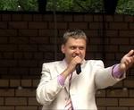 Алексей Приданцев - Выступление на дне города Нижнего Новгорода. Канавинский р-он. Парк 1-го мая. 12 сентября 2010г.