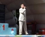 Алексей Приданцев с авторской программой (в рамках благотворительного кросса) 4 сентября 2010г.