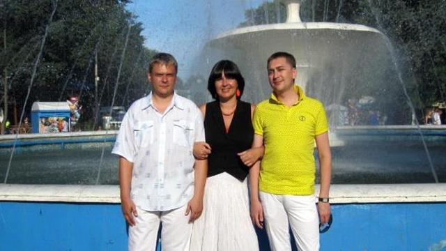 Алексей Приданцев, Алина Хорошева, Дмитрий Яковлев